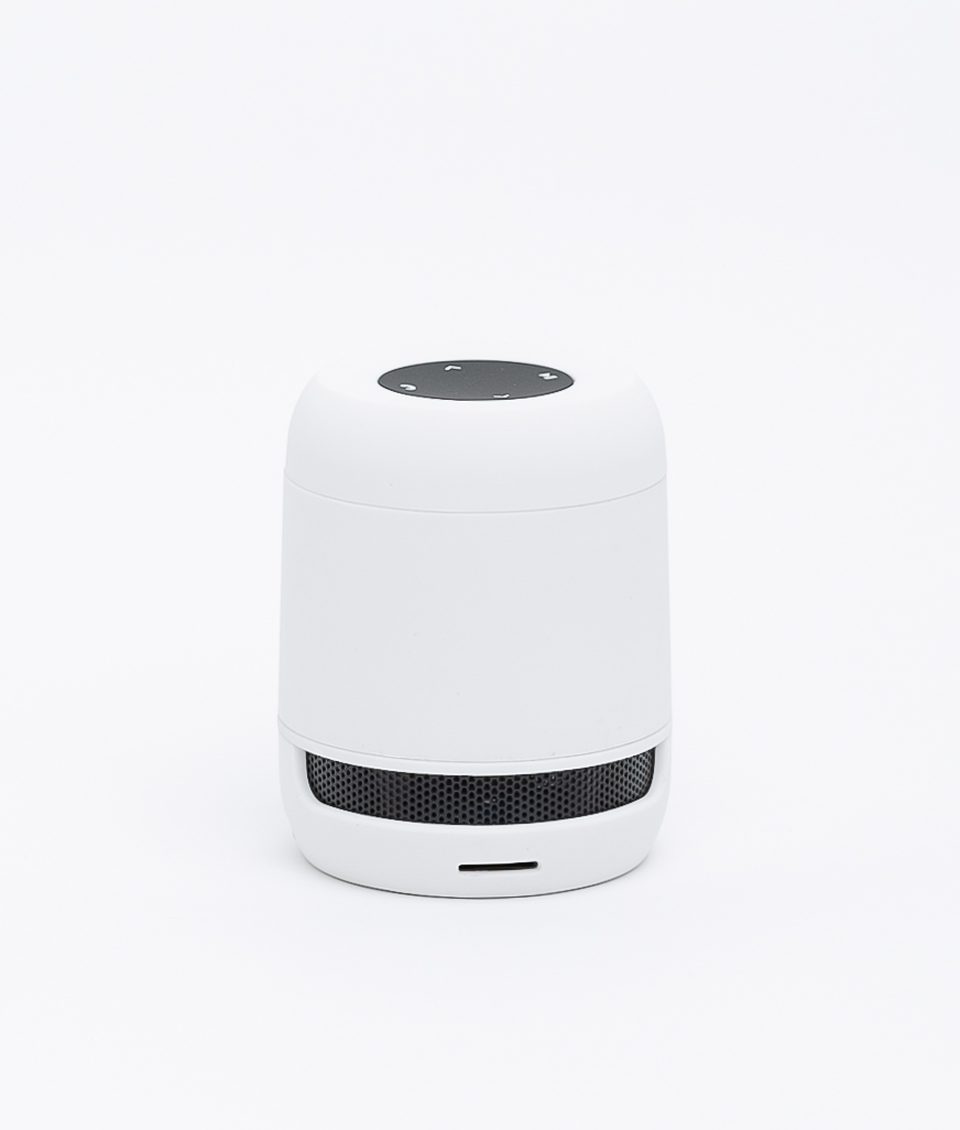 Altoparlante Bluetooth Zero - Bianco