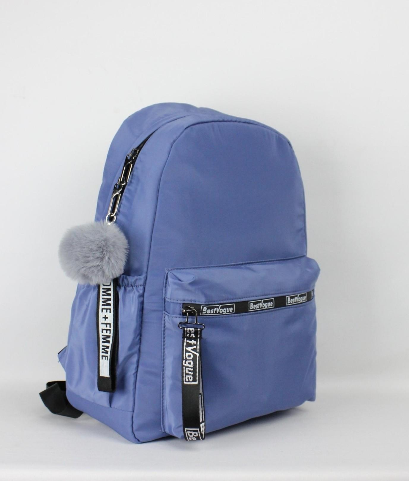 Mochila Vogue - Azul