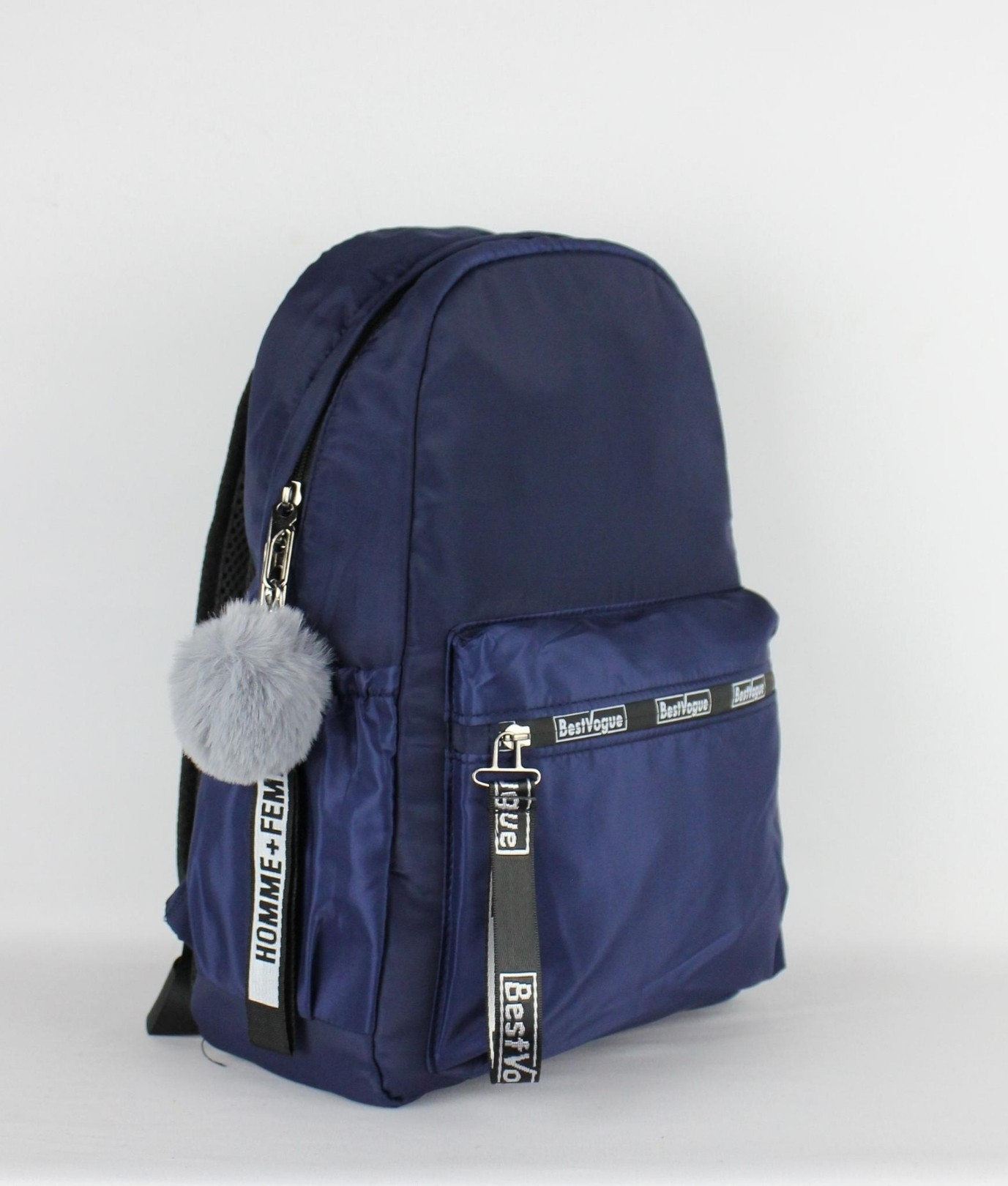 Mochila Vogue - Azul Marinho