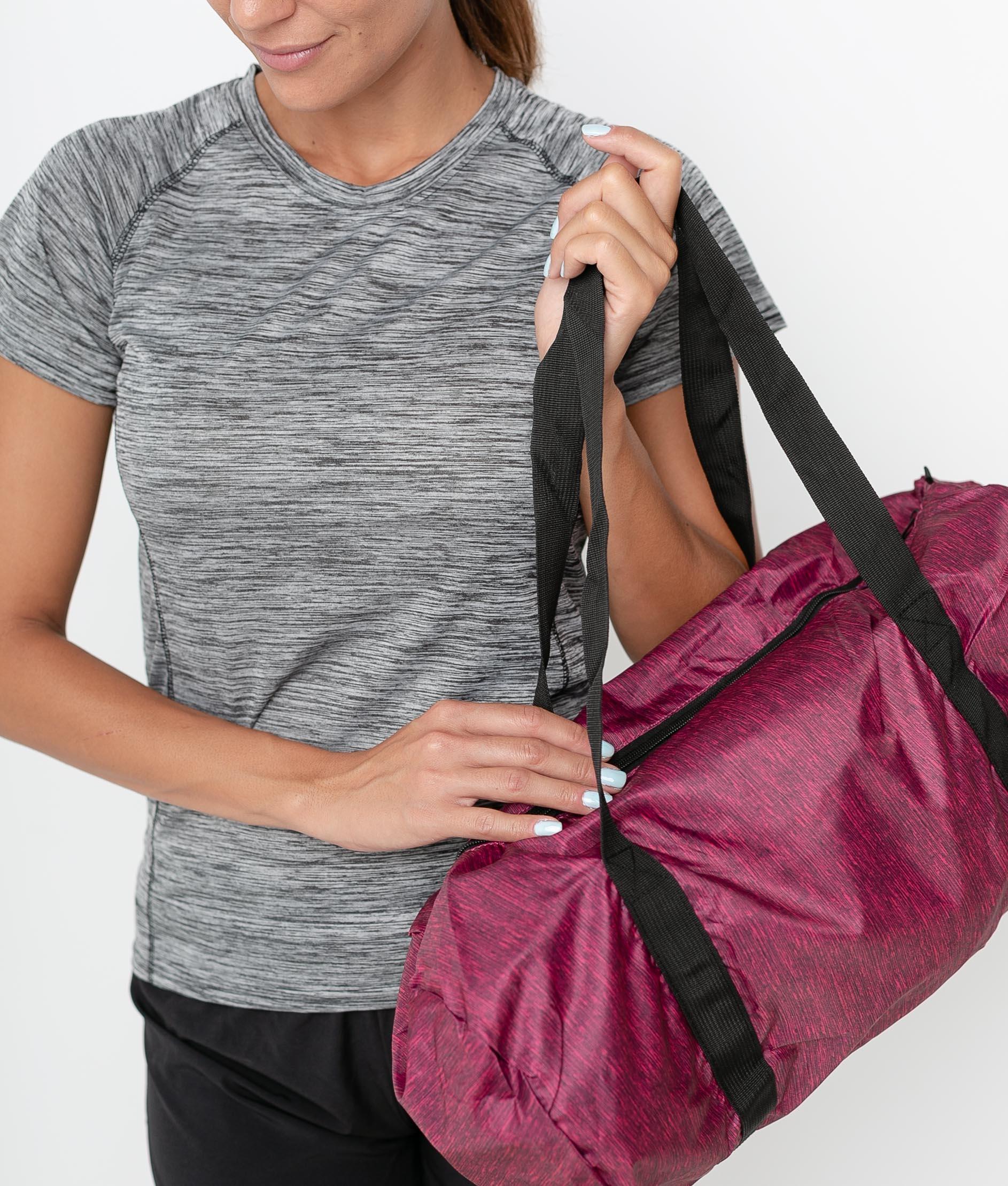 Sport bag Berger - Fuchsia