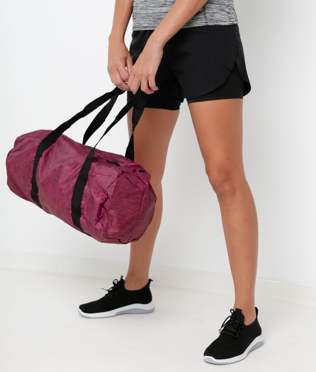Sport bag Berger - Fuchsia