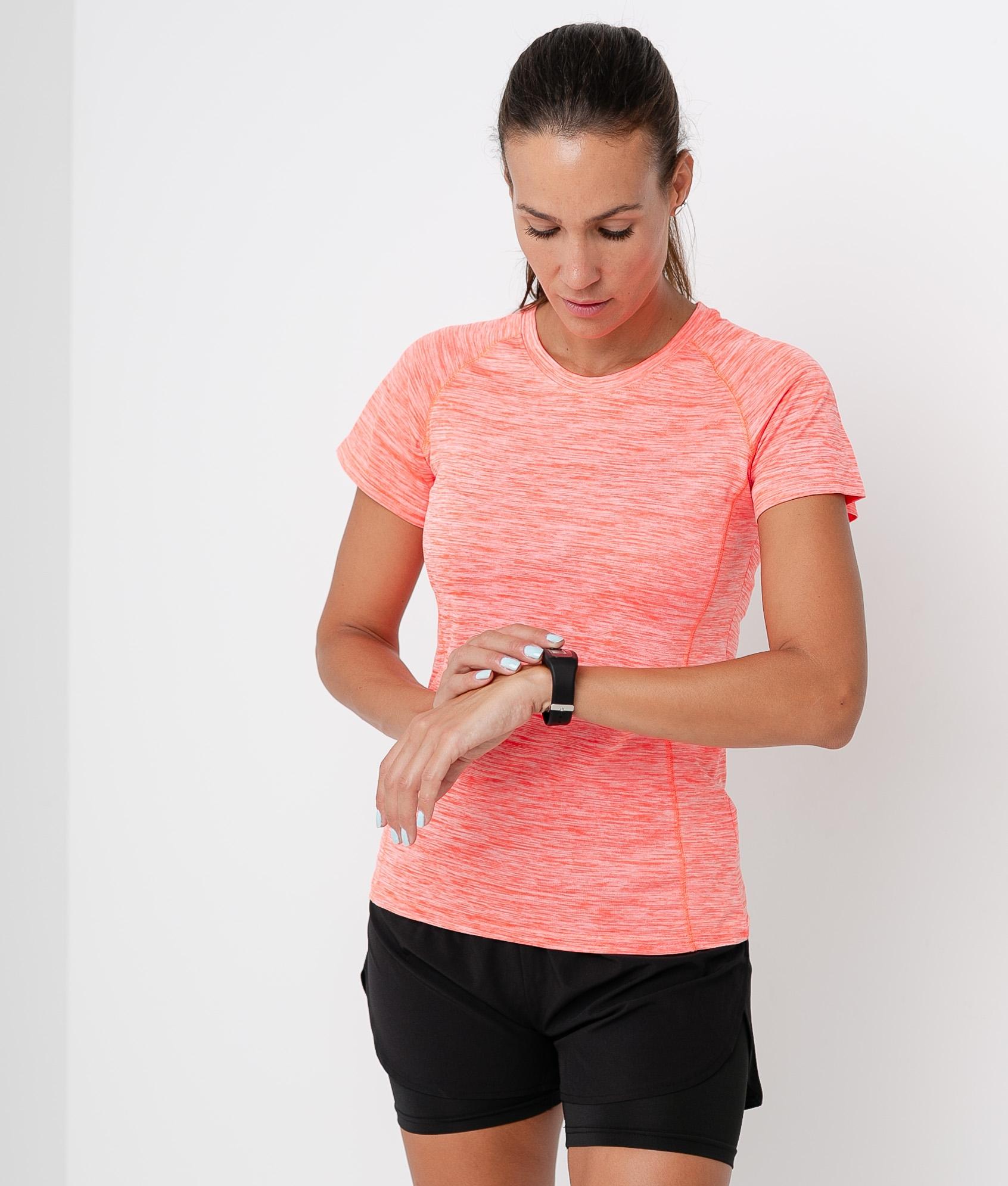 Camiseta Leira - Corail Fluor