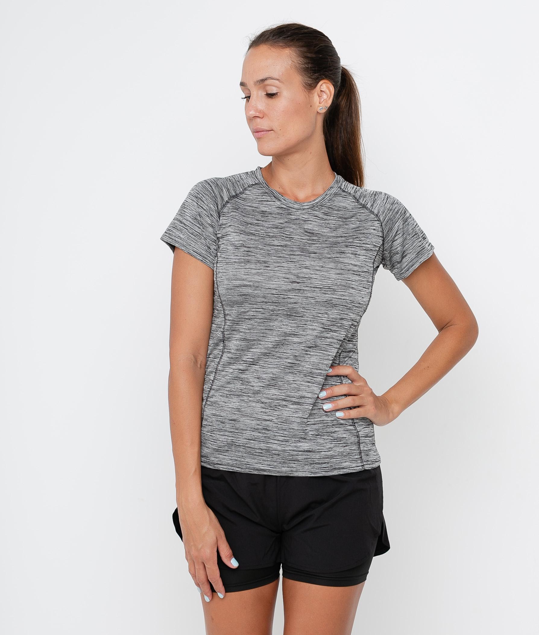Camiseta Leira - Preto