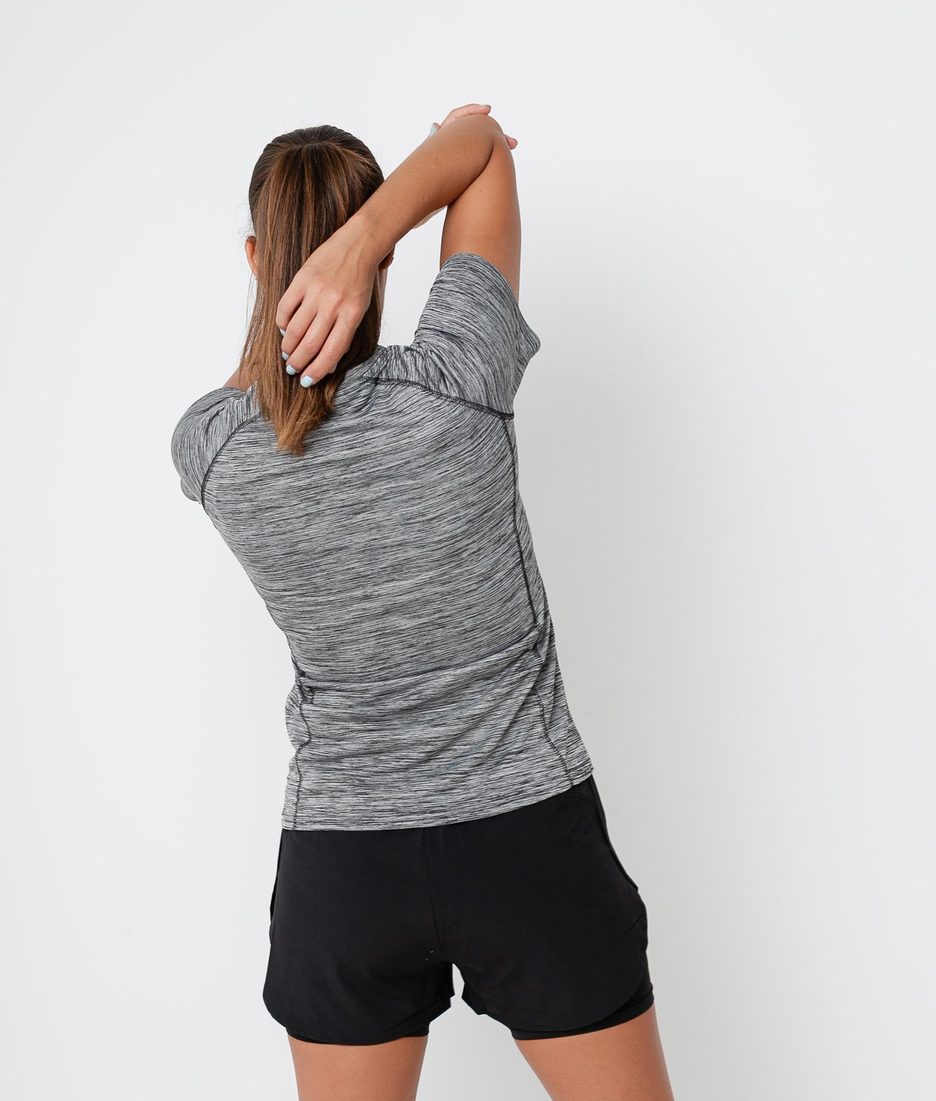 Camiseta Leira - Negro