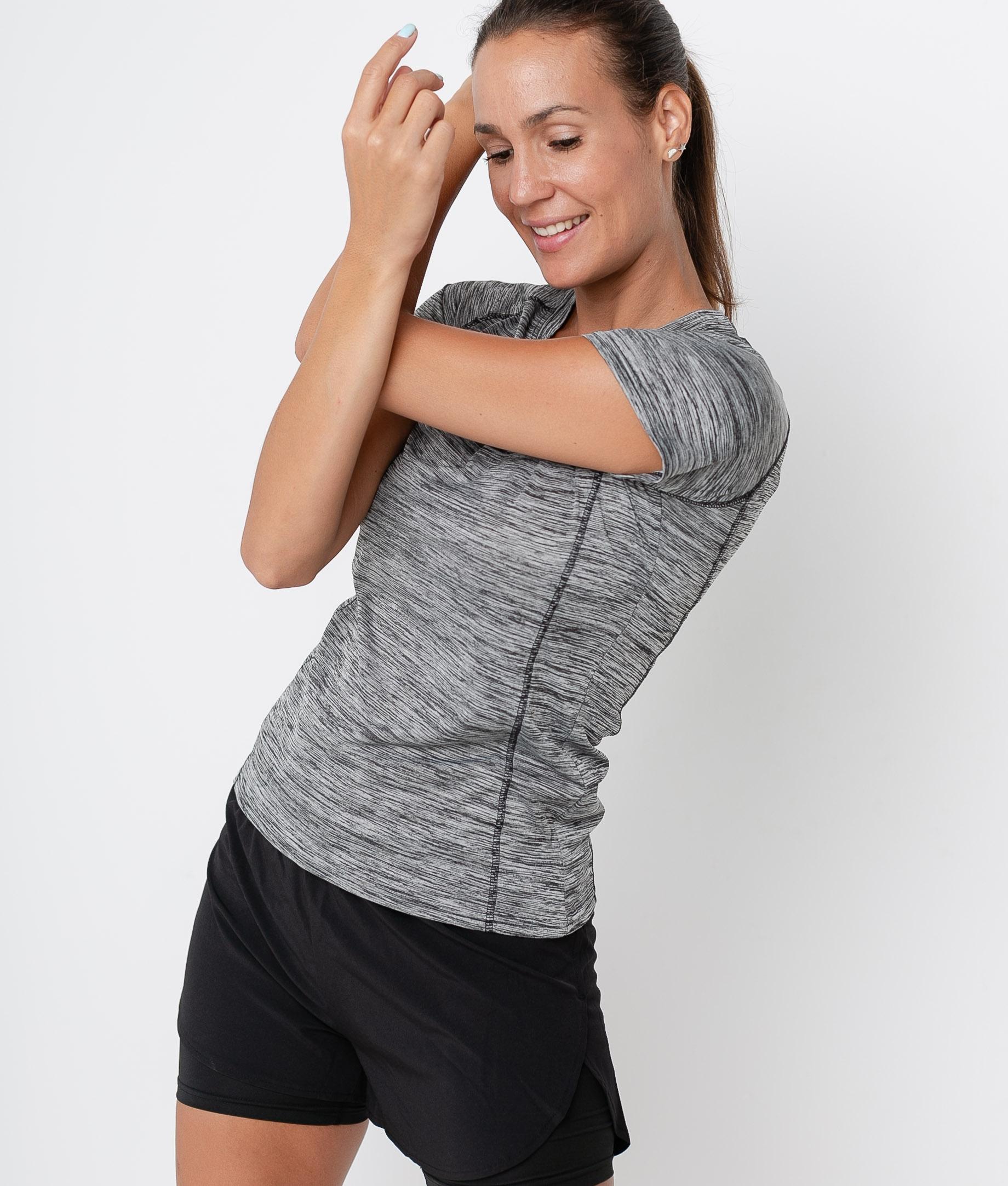 Camiseta Leira - Nero