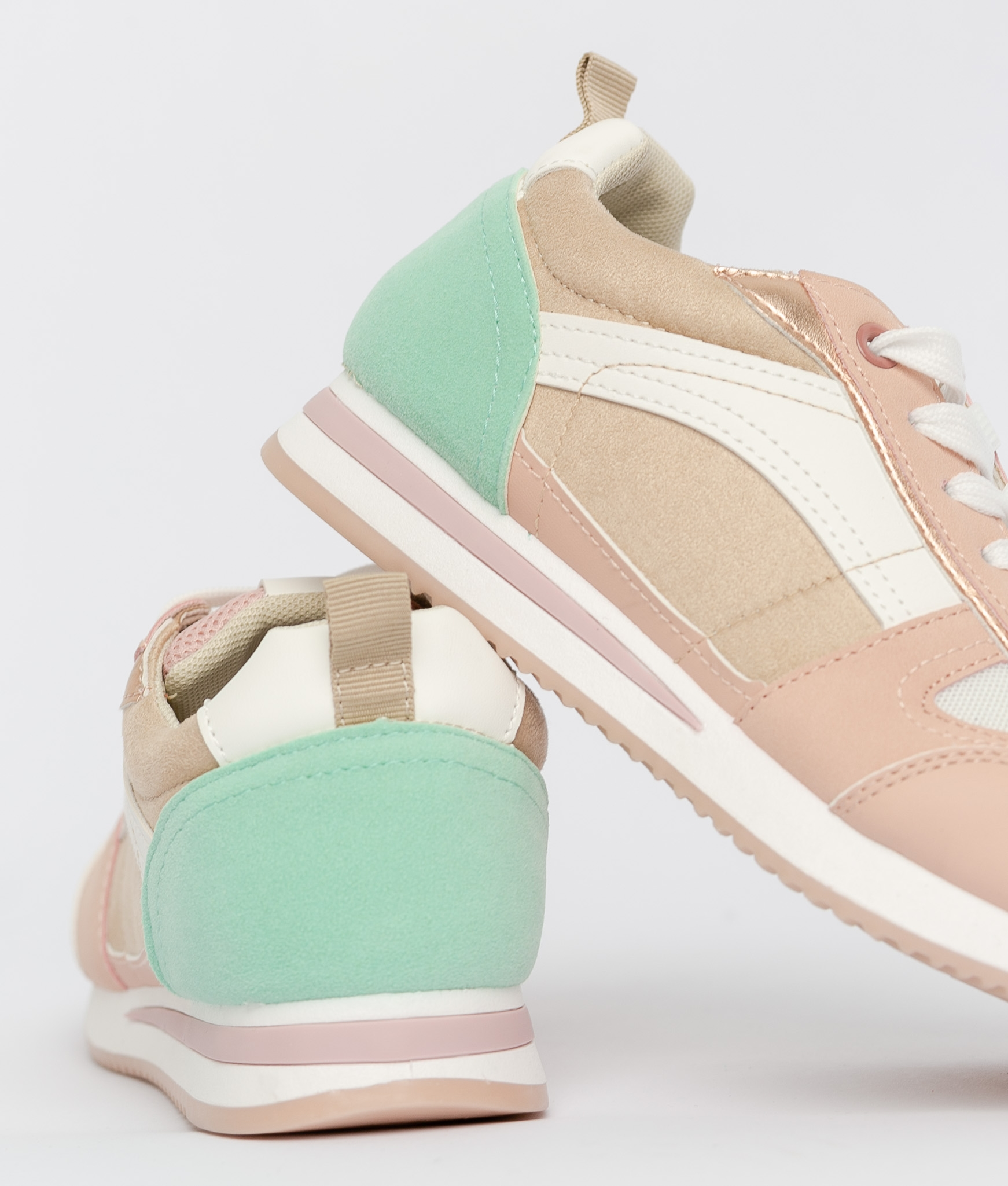 Sneakers Bimba - Bege