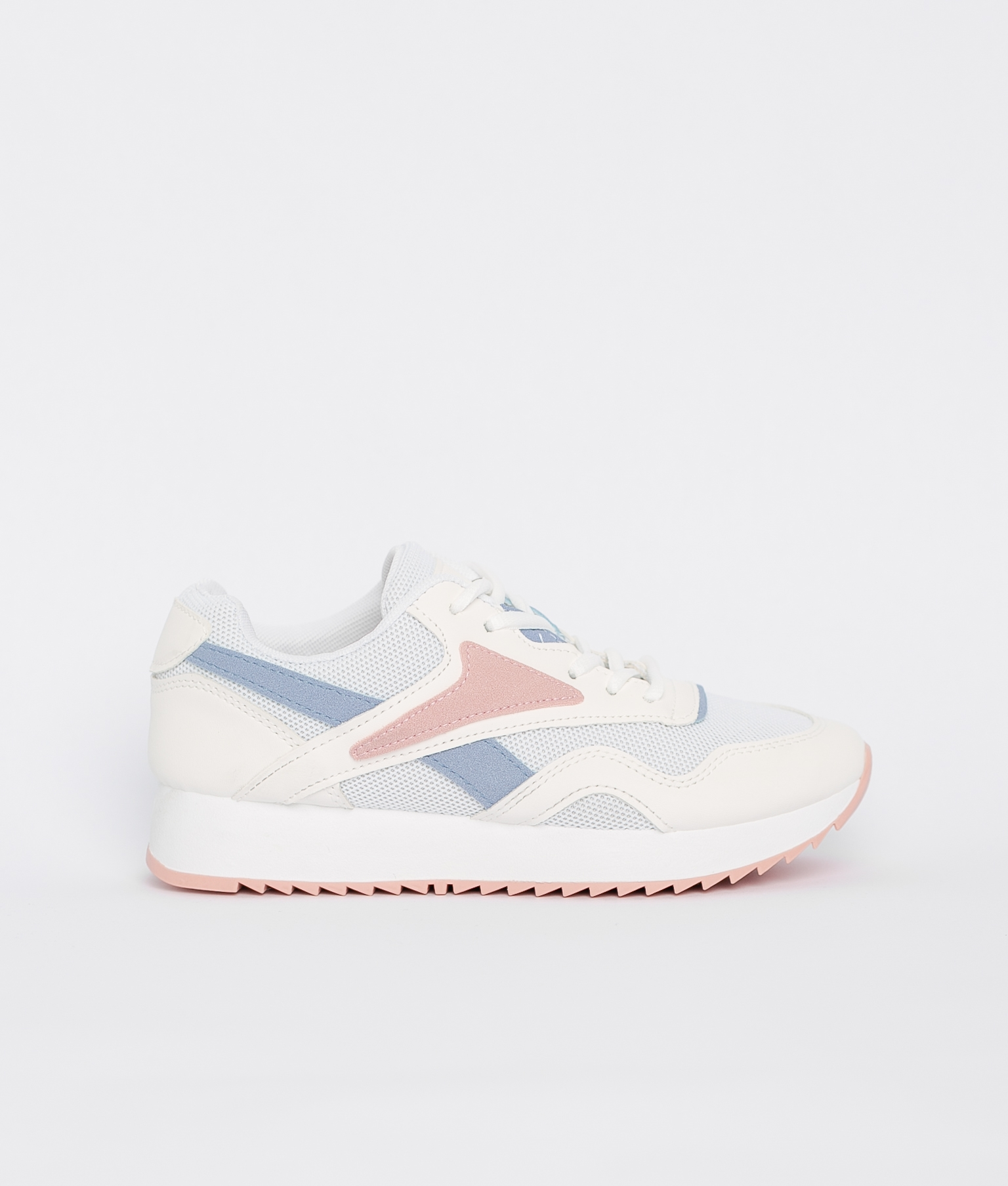 Sneakers Rame - Blanc/Rojo
