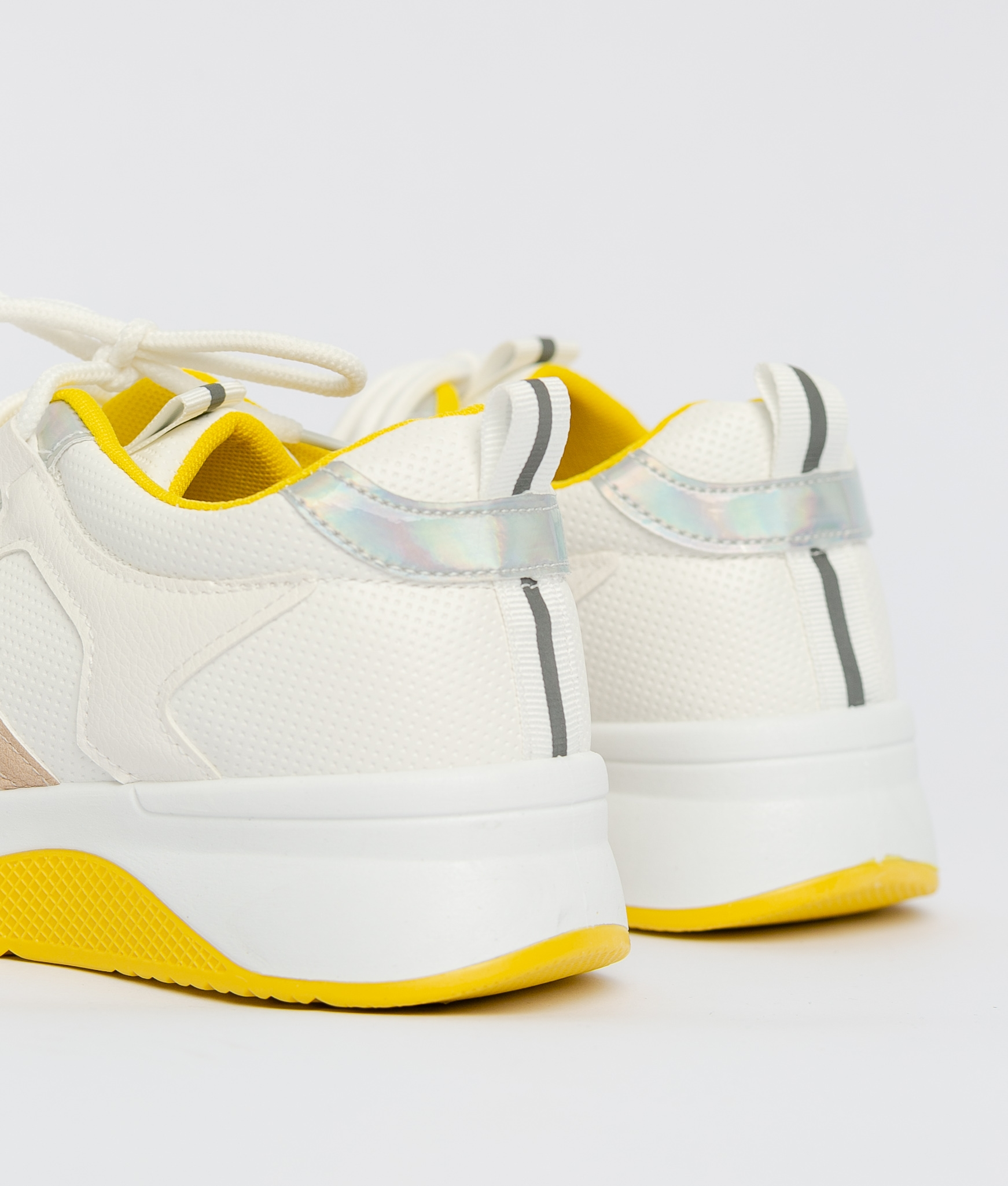 Sneakers Meseta - Giallo