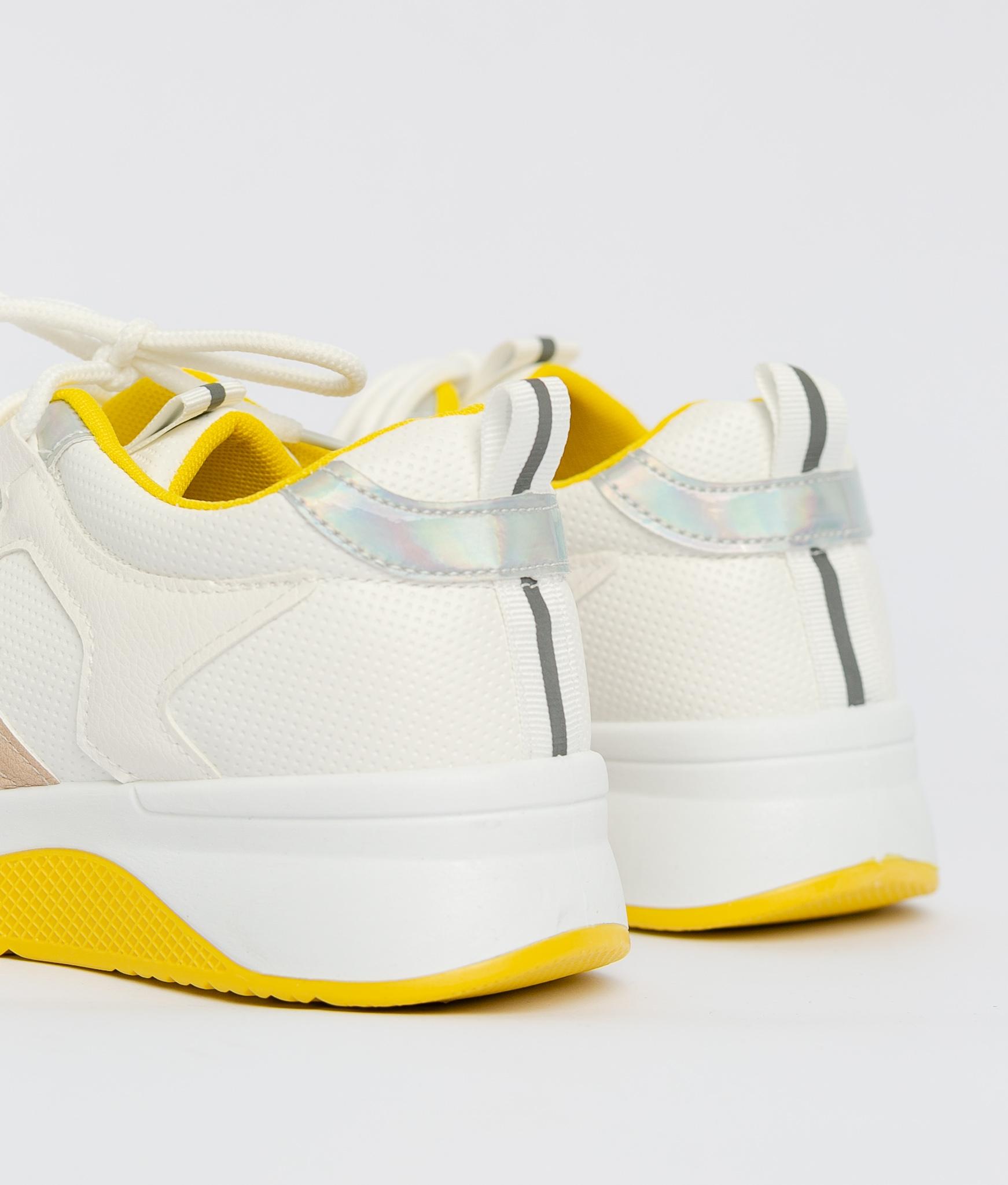 Sneakers Meseta - Jaune