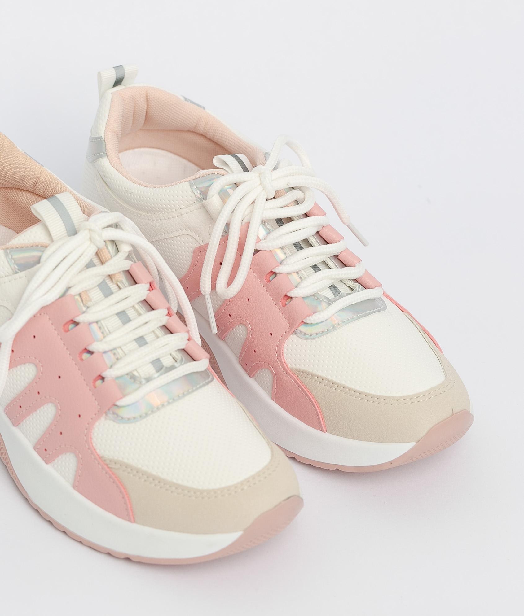 Sneakers Meseta - Pink