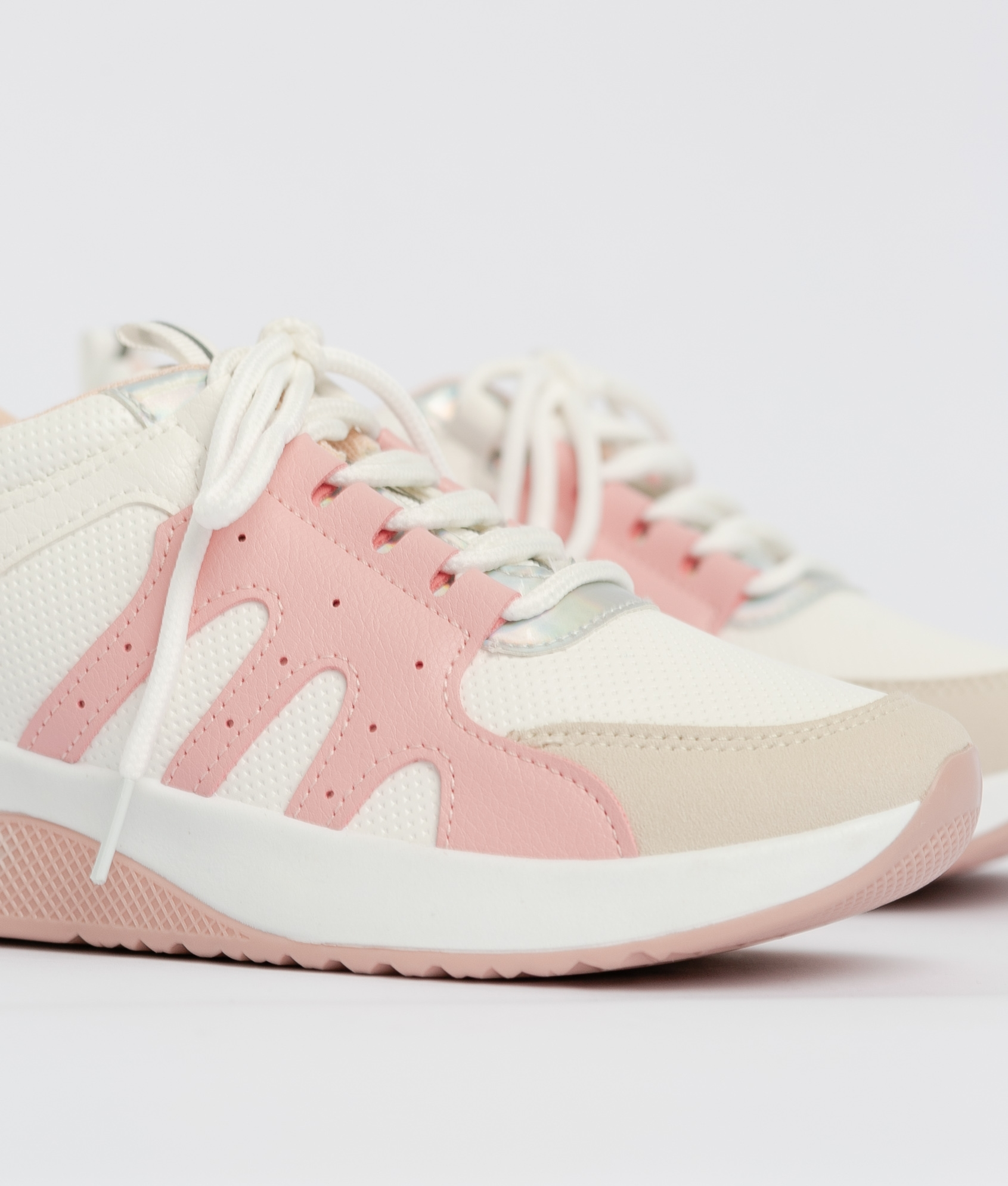 Sneakers Meseta - Rose