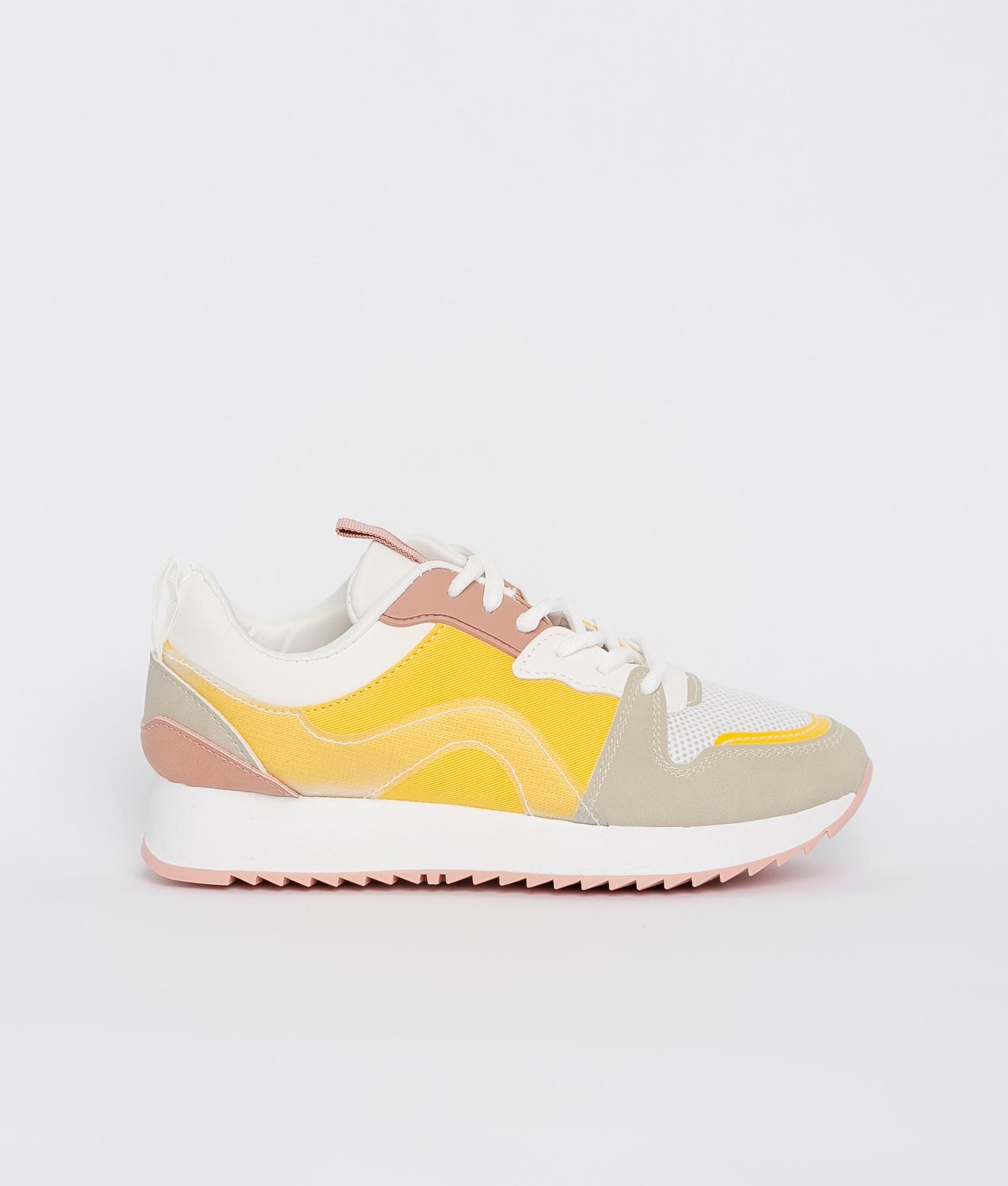 Sneakers Carelia - Giallo
