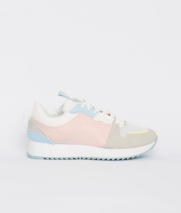 Sneakers Carelia - Pink