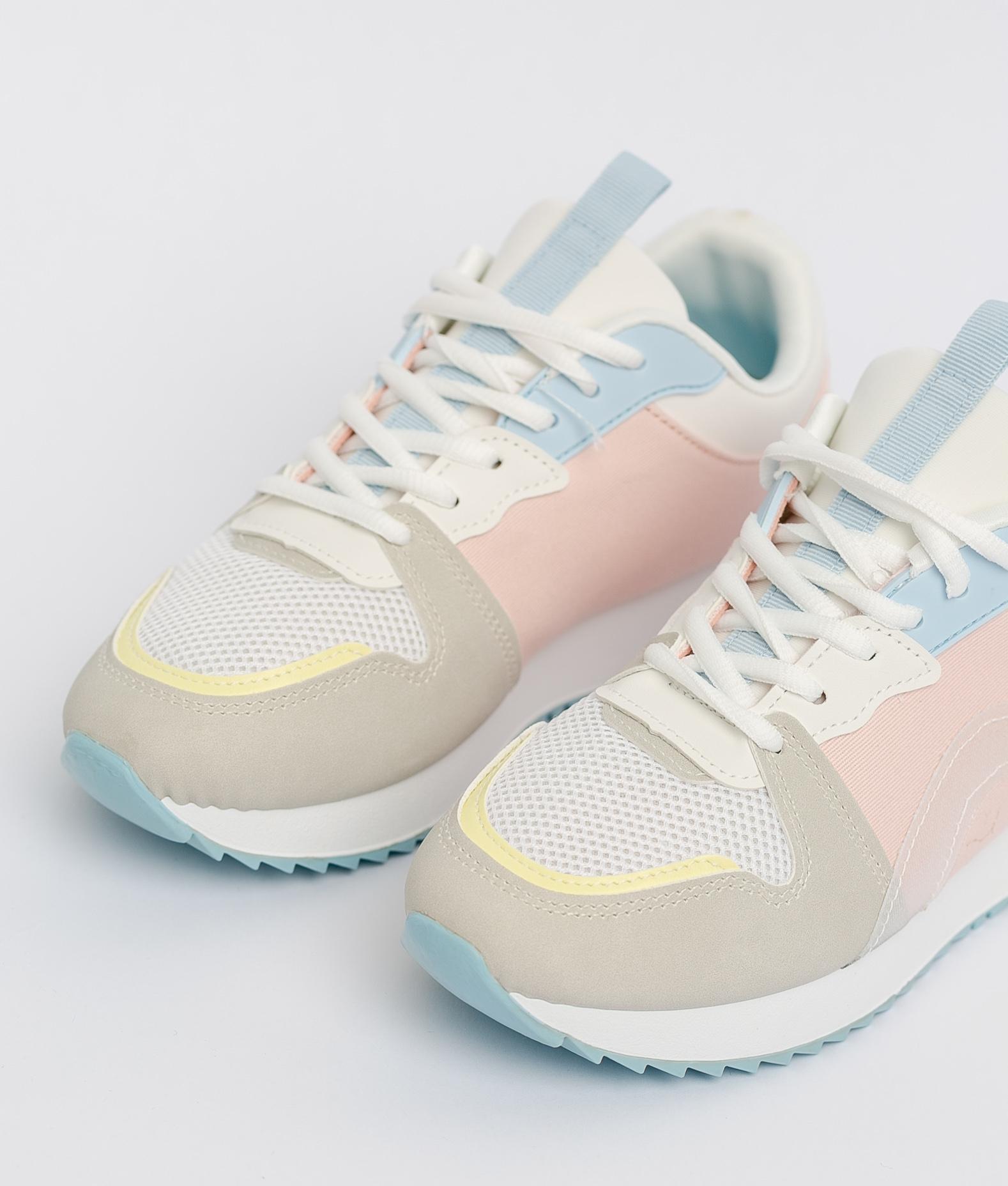 Sneakers Carelia - Rosa
