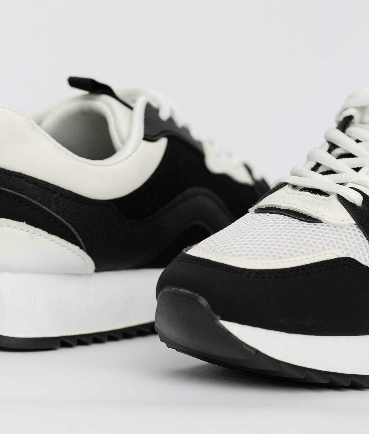 Sneakers Carelia - Nero