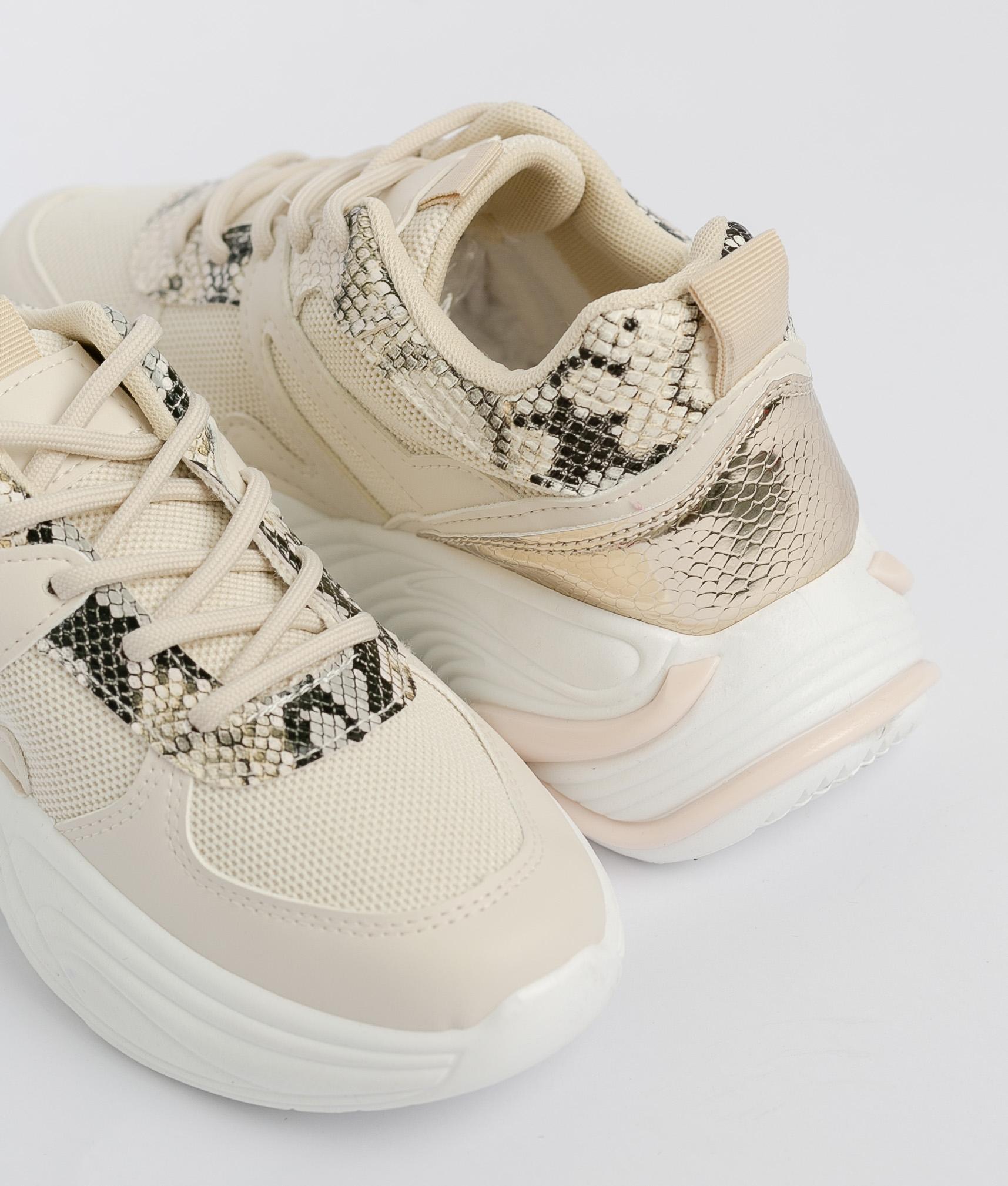Sneakers Peser - Rose