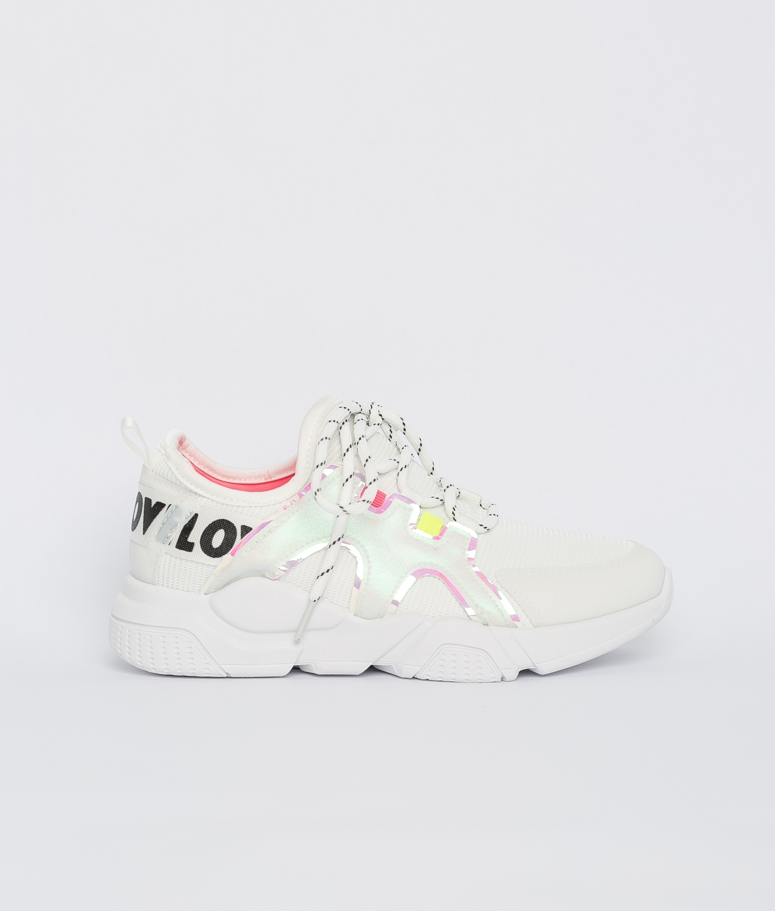 Sneakers Asila - White/Red