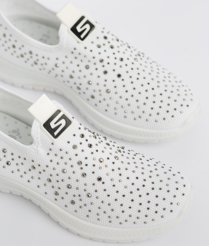 Sneakers Brilli - Bianco