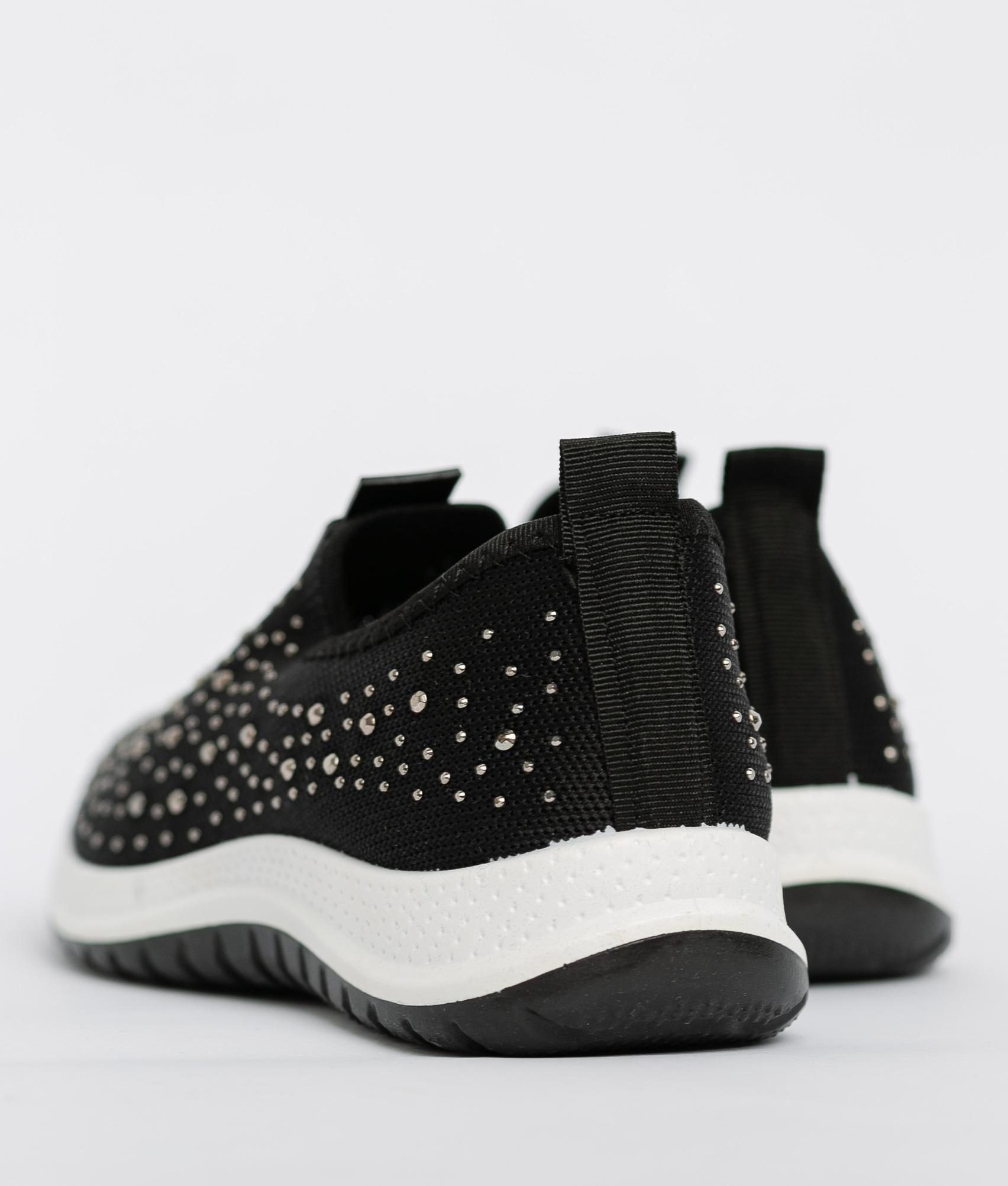 Sneakers Brilli - Preto