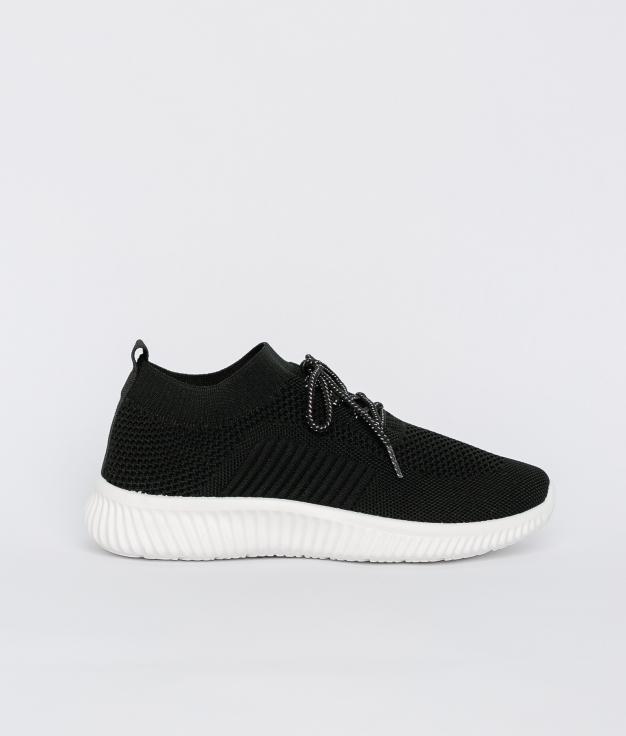 Sneakers Dama - Black