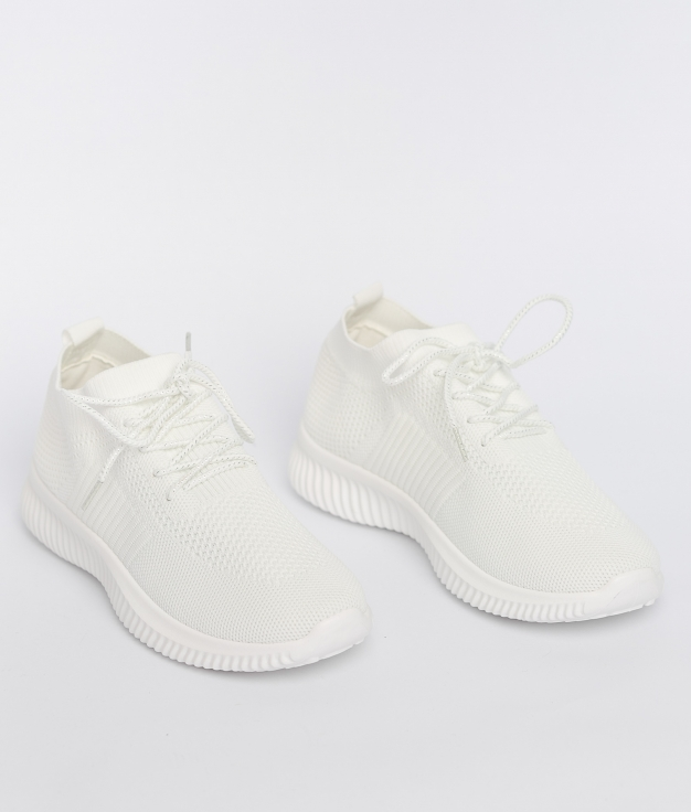Sneakers Dama - White