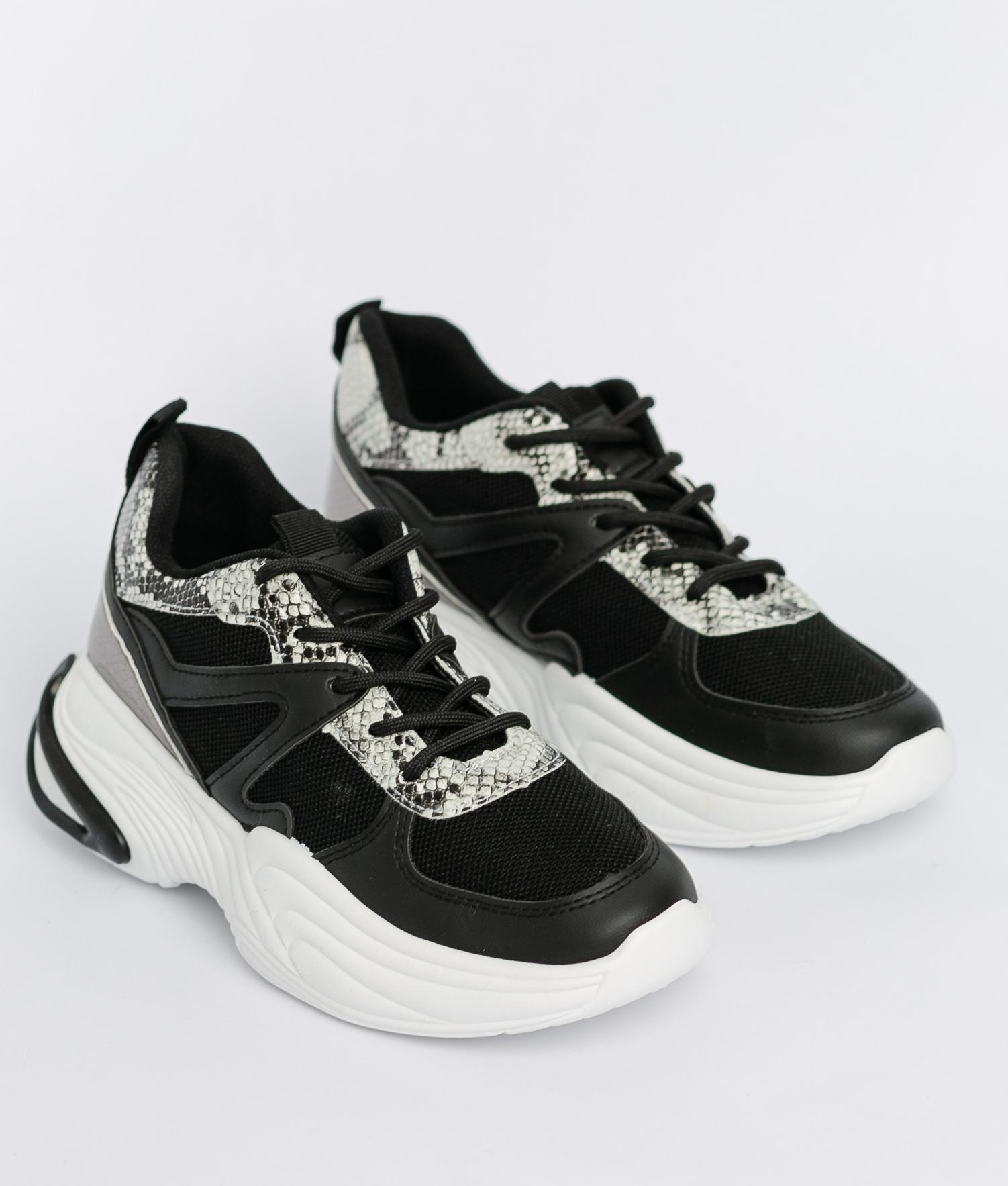 Sneakers Salte - Negro
