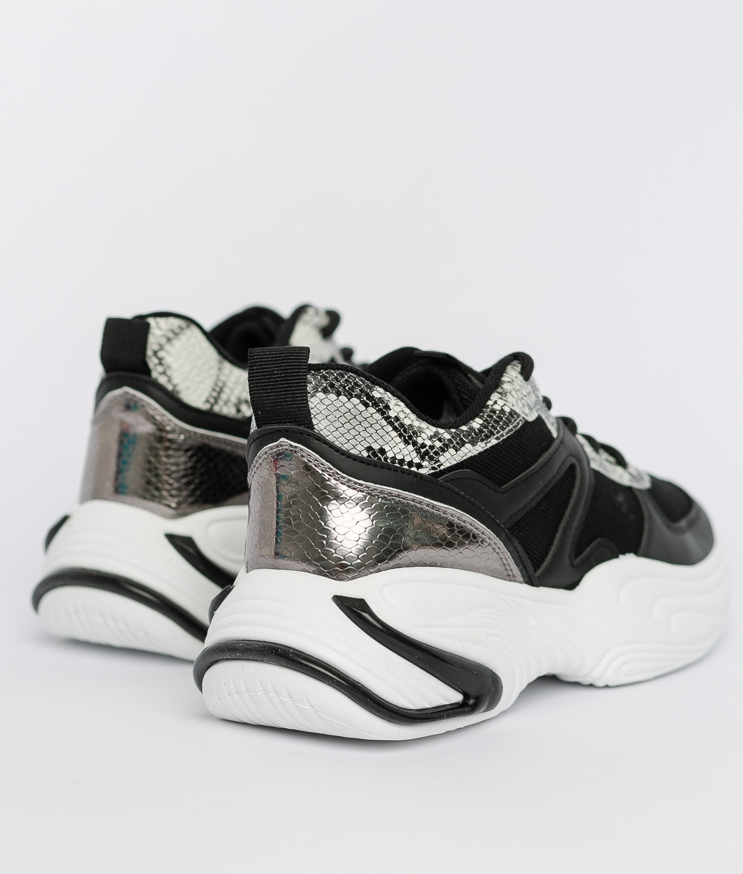 Sneakers Peser - Nero