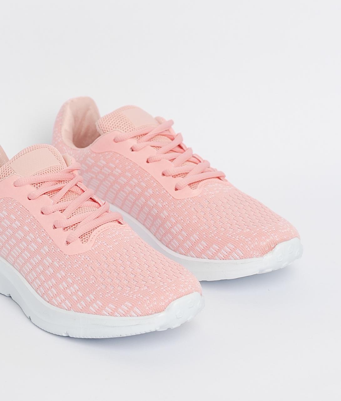 Sneakers Jaspe - Rose