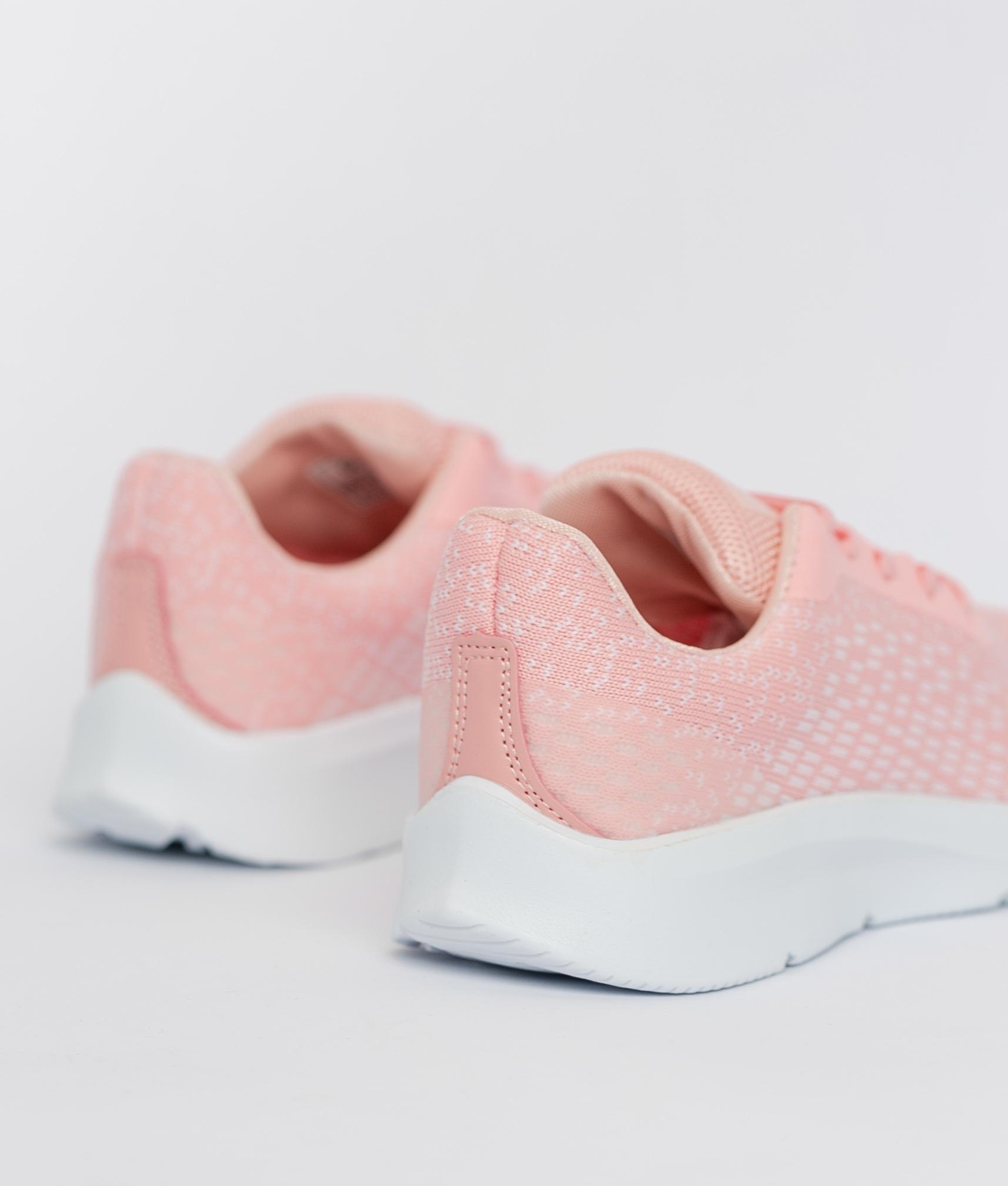 Sneakers Jaspe - Rosa