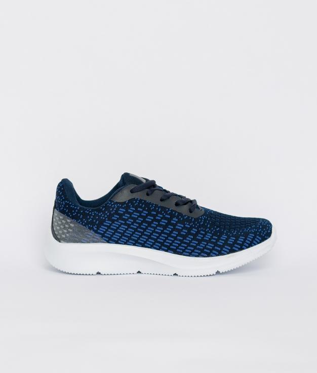 Sneakers Jaspe - Blu