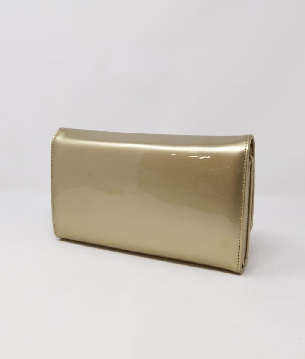 HANDBAG XAMY- GOLD