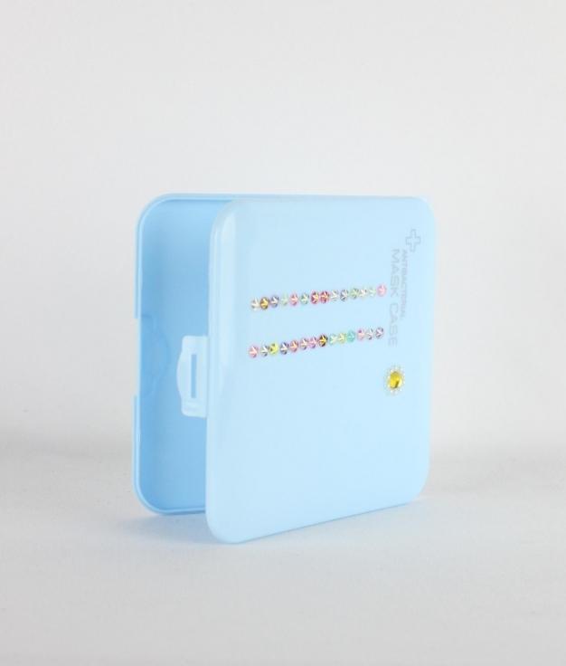 Porta Mascara Candy - Azul