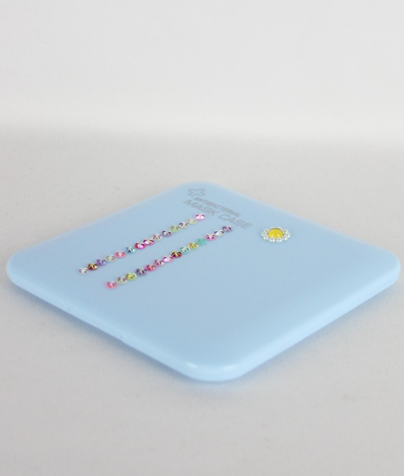 Porta Mascarilla Candy - Azul