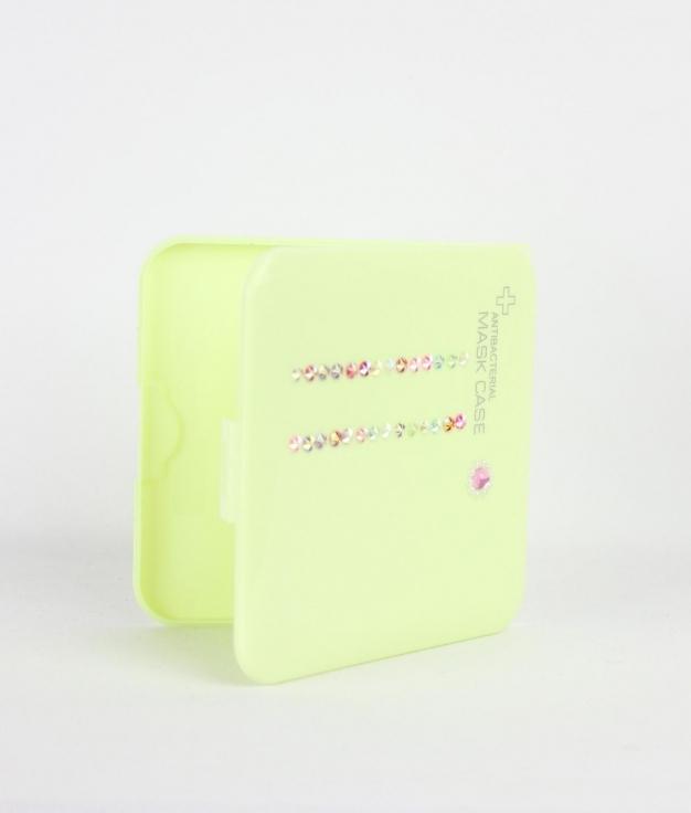 Porta Maschera Candy - Verde