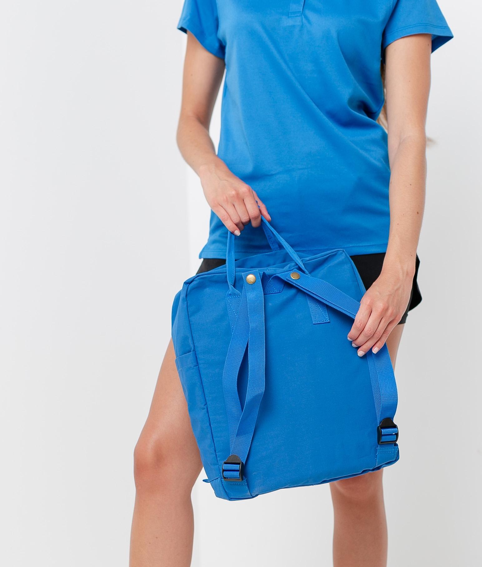 VERILO BACKPACK - KLEIN BLUE