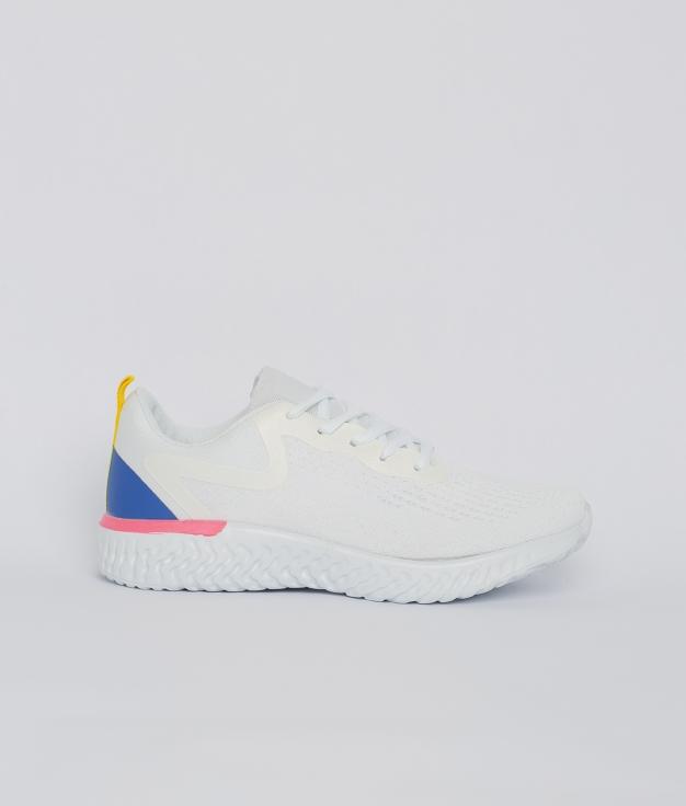 Sneakers Fama - Branco