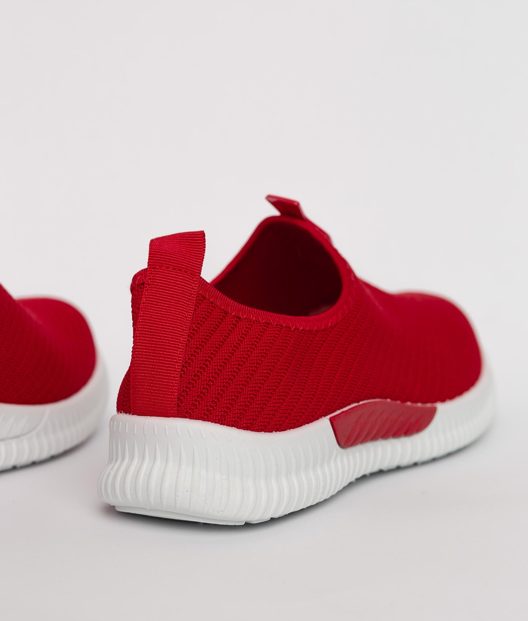 Sneakers Conta - Rojo