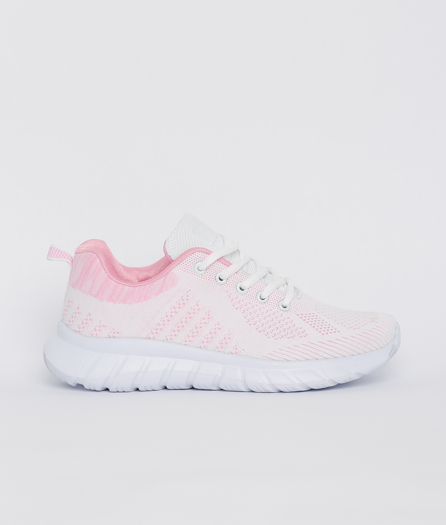Sneakers Canda - Branco/Rosa
