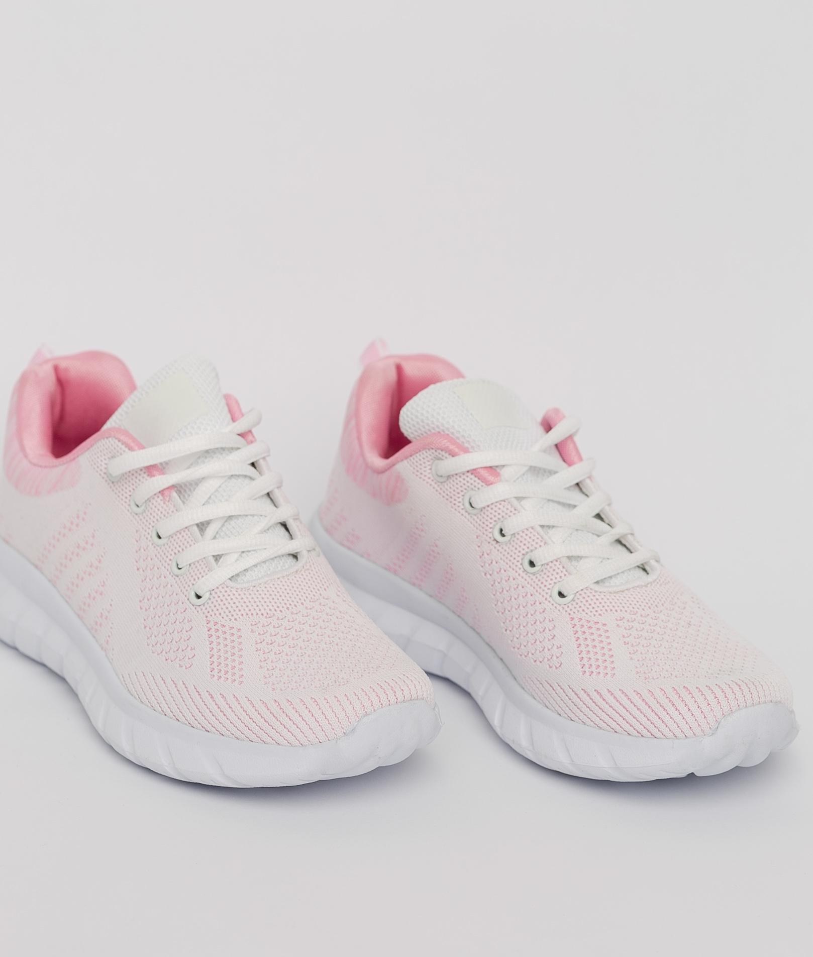 Sneakers Canda - Blanco/Rosa