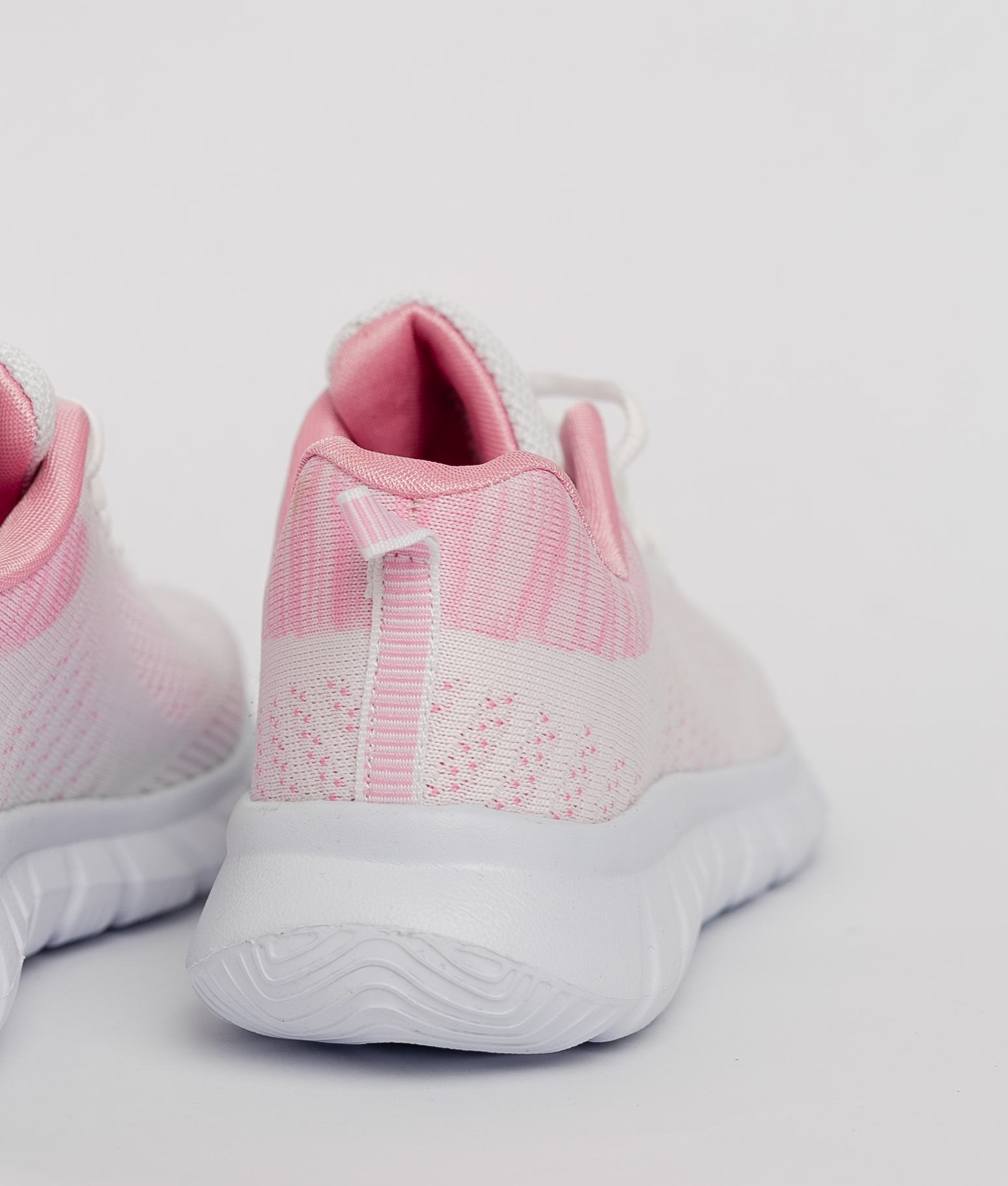 Sneakers Canda - White/Pink