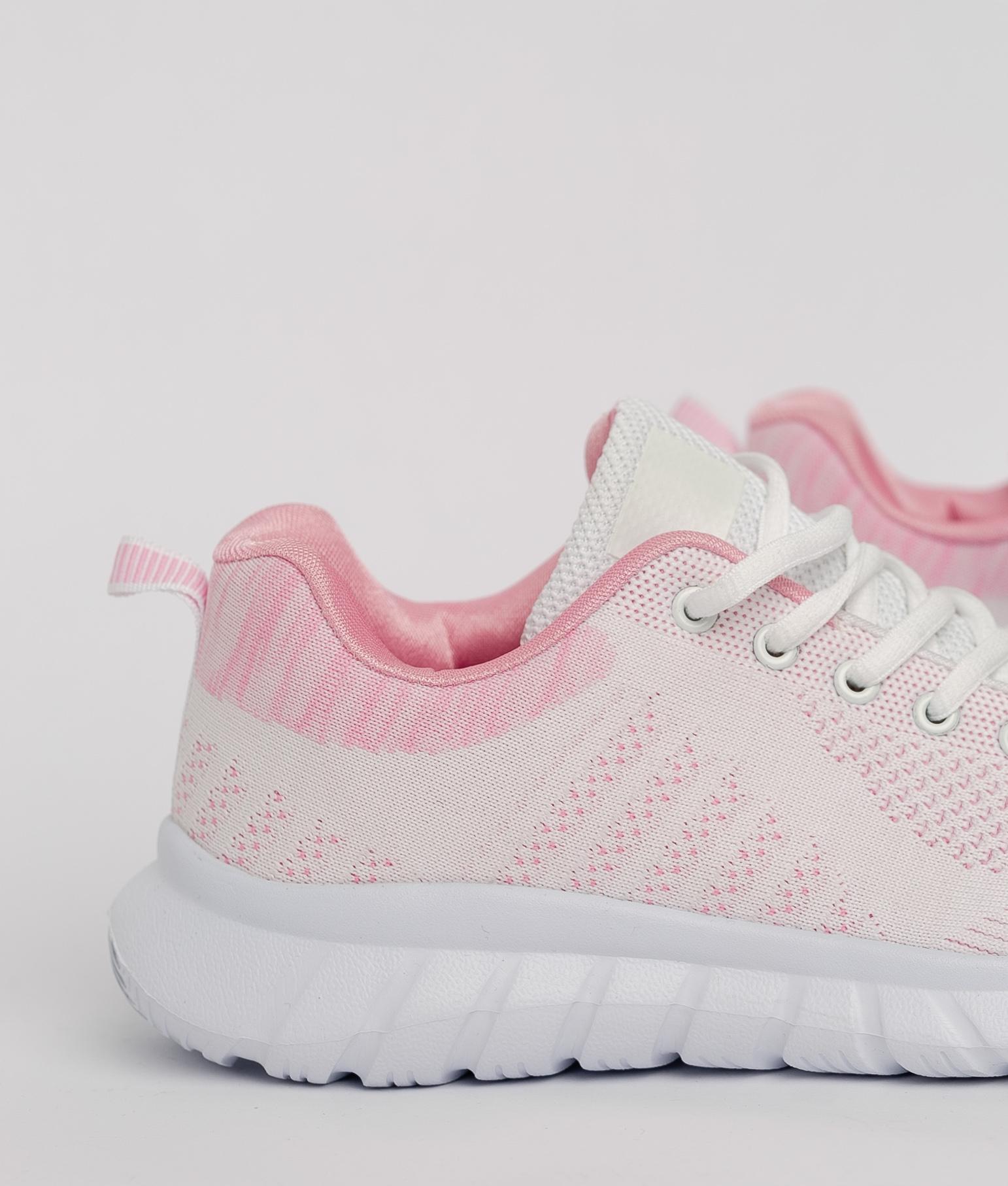 Sneakers Canda - Blanc/Rose