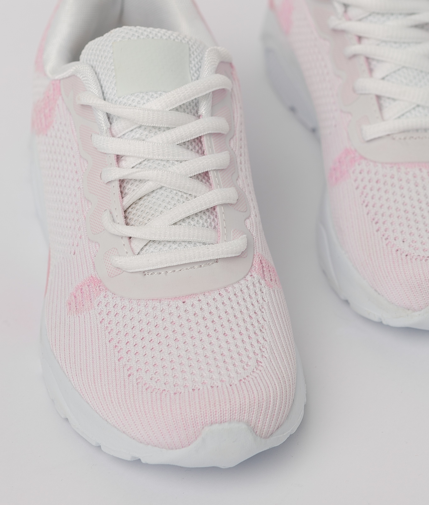 Sneakers Carmena - White/Pink