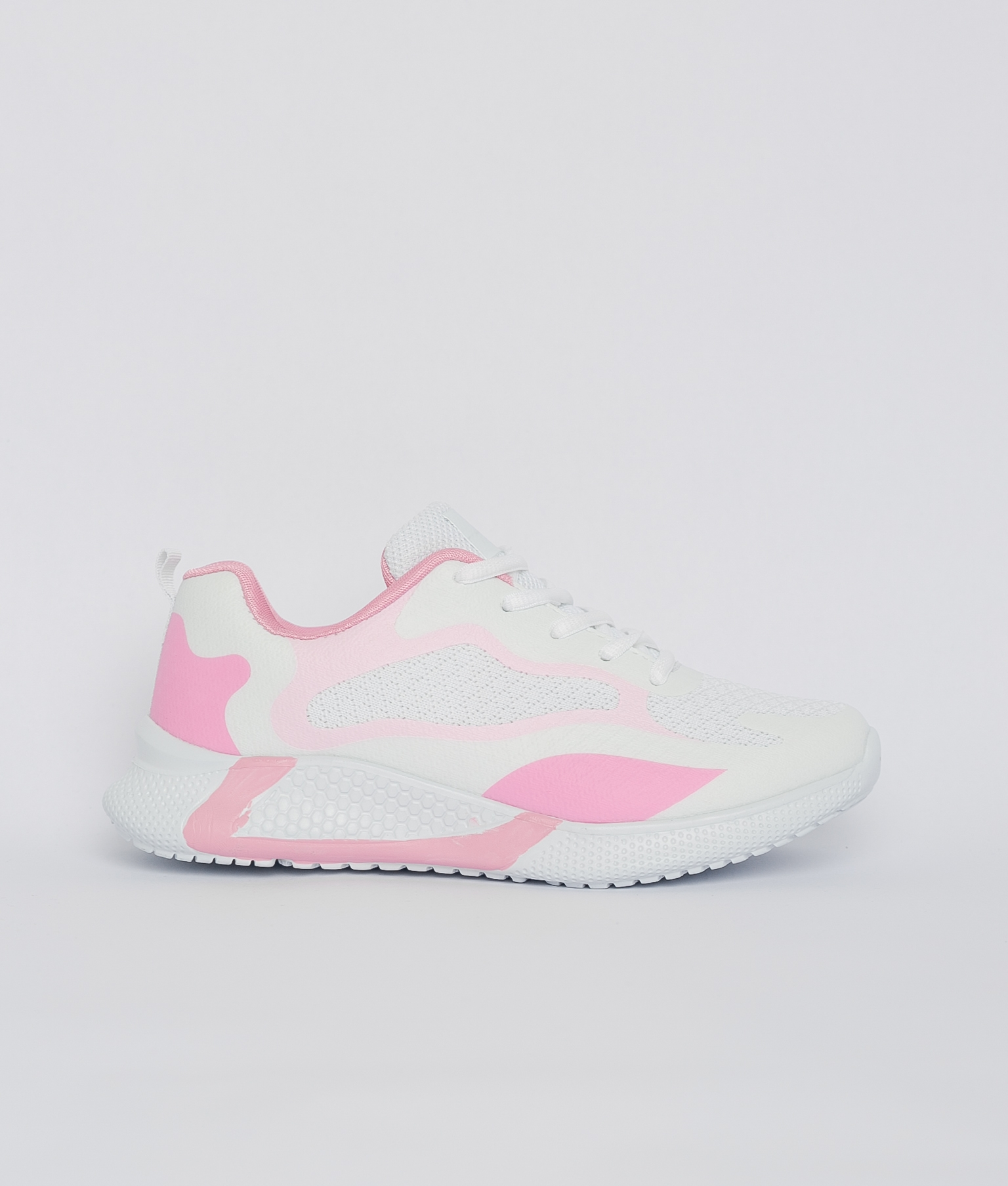 Sneakers Liras - Blanc/Rose