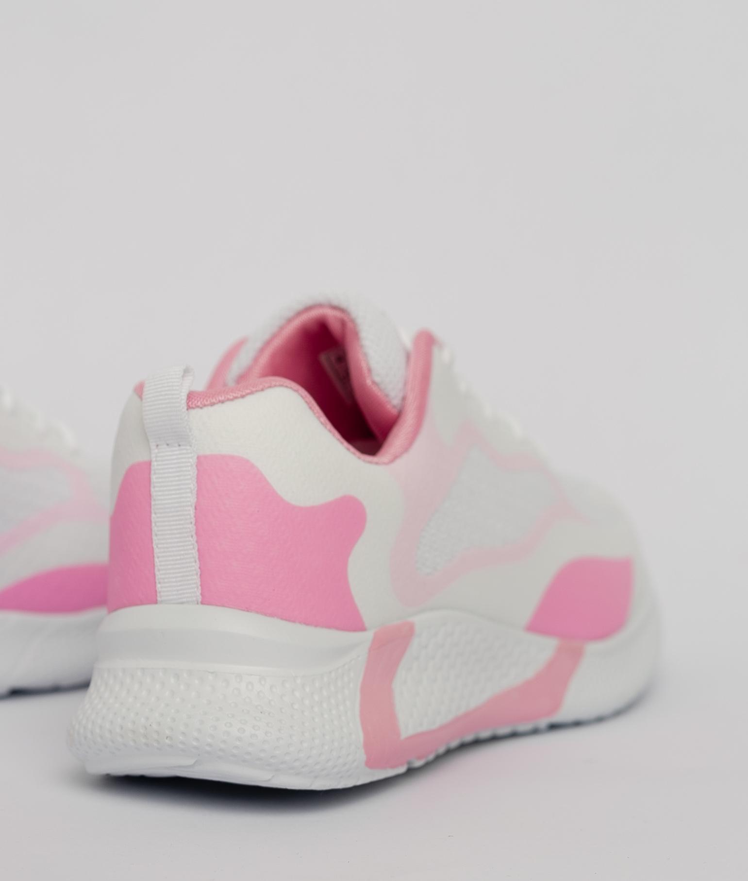 Sneakers Liras - White/Pink