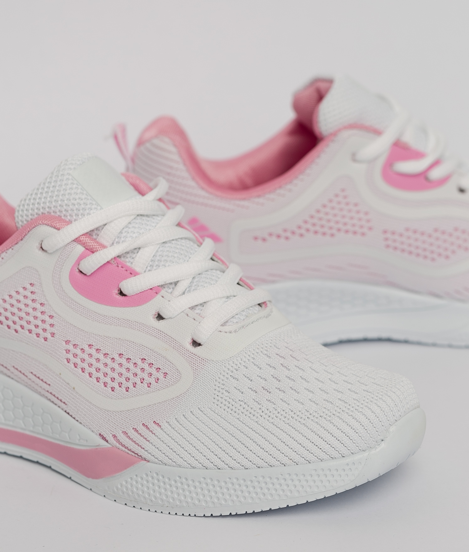 Sneakers Sirena - Blanc/Rose