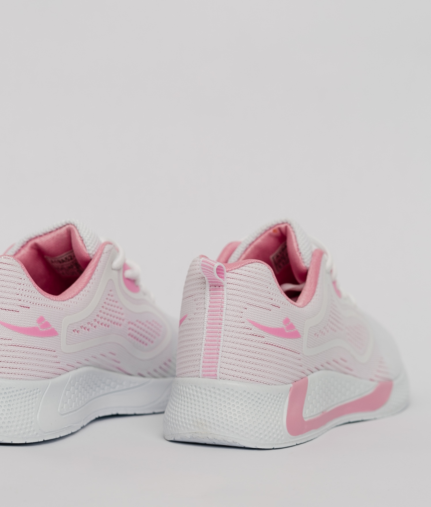 Sneakers Sirena - White/Pink