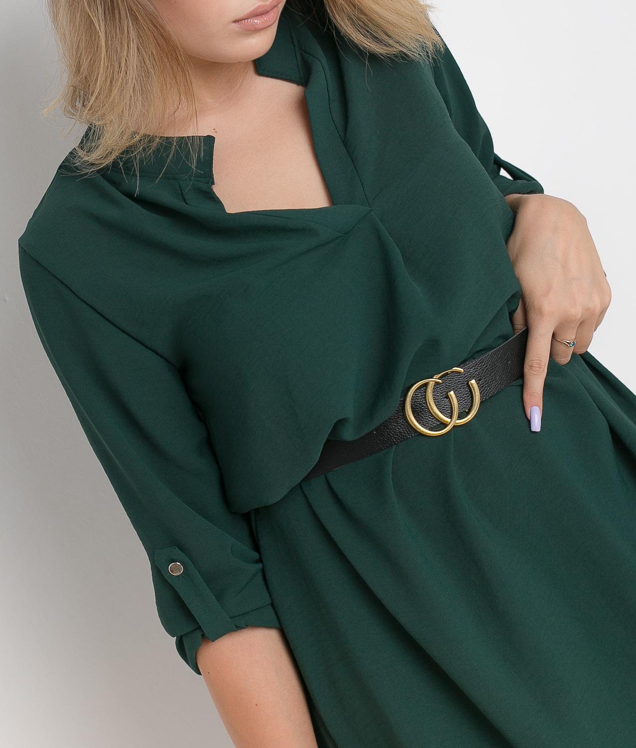 KURIA DRESS - GREEN