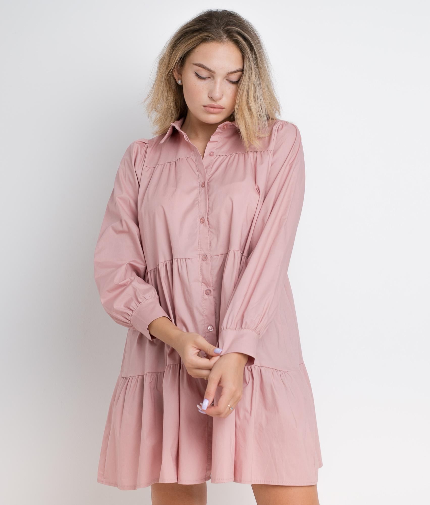 ARCONA DRESS - PINK