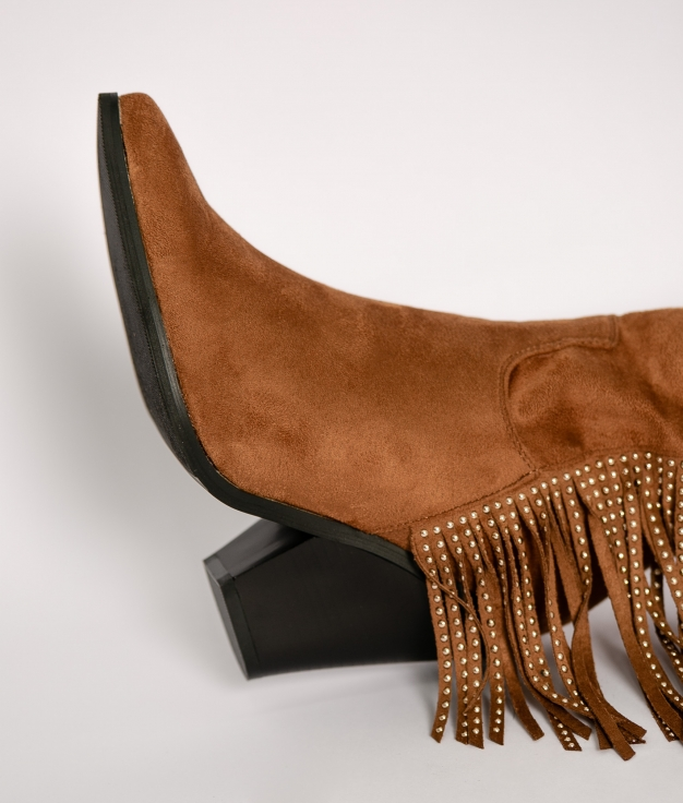 Knee-Length Boot Flequi - Camel