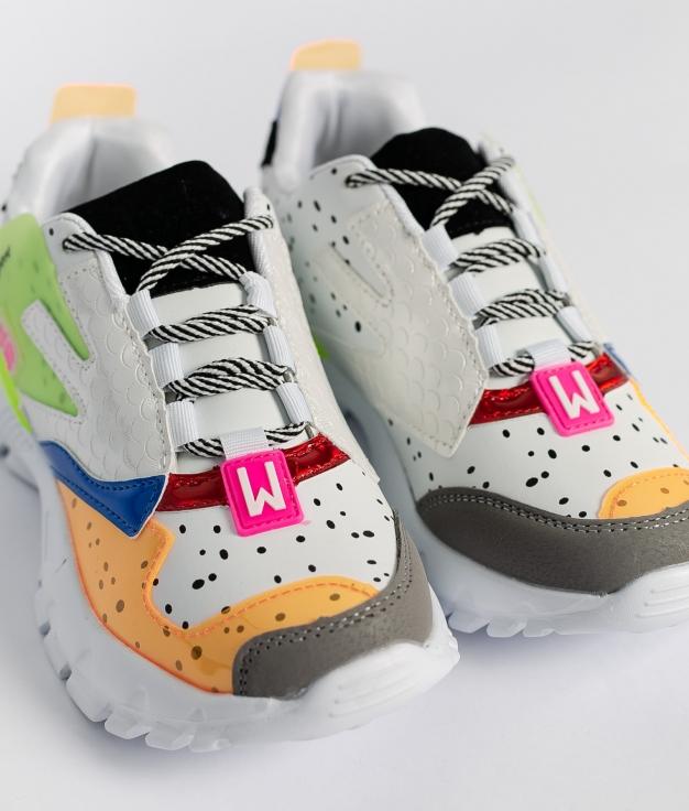 Sneakers Pongo - White